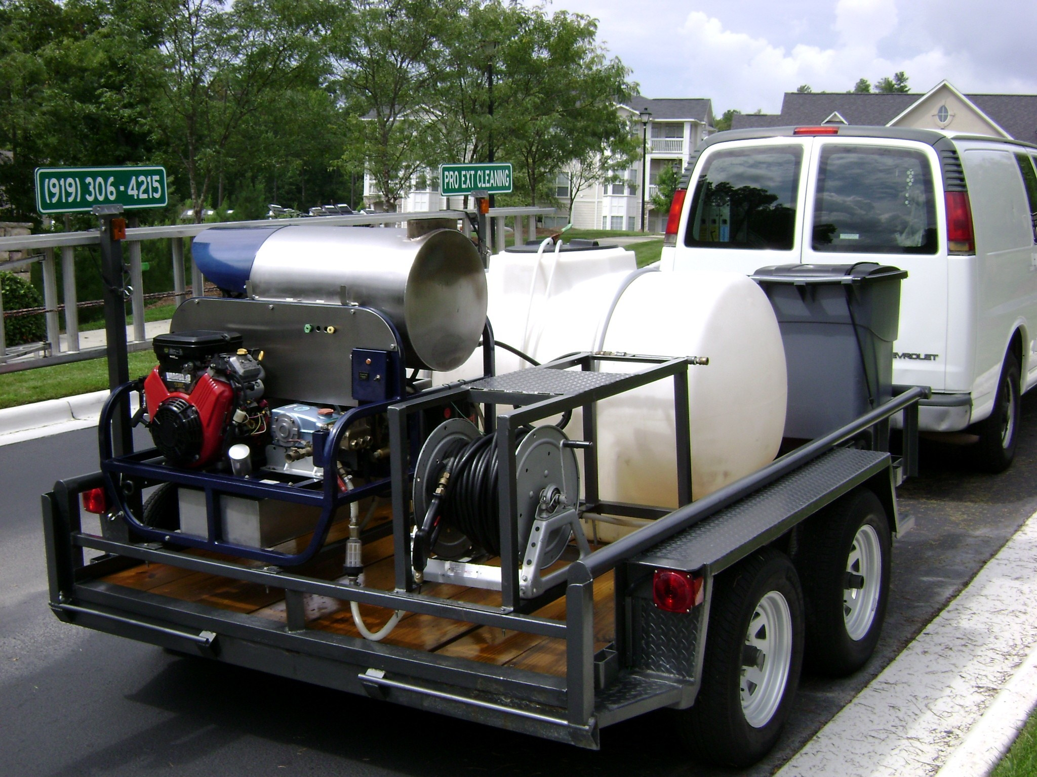 Diesel Trucks For Sale Near Me >> About Monsoon a Durham Pressure Wash Company